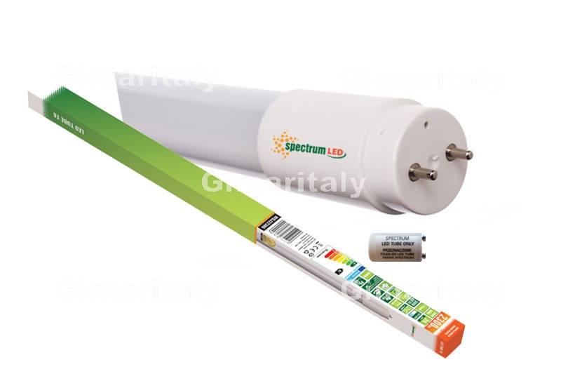 Plafoniera Tubo Led 150 Cm : Tubo led t g w cm luce calda spectrum